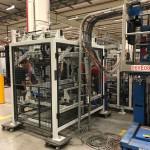 Integratie nieuw invoerstation bij verpakkingsmachine (elektrisch en mechanisch)